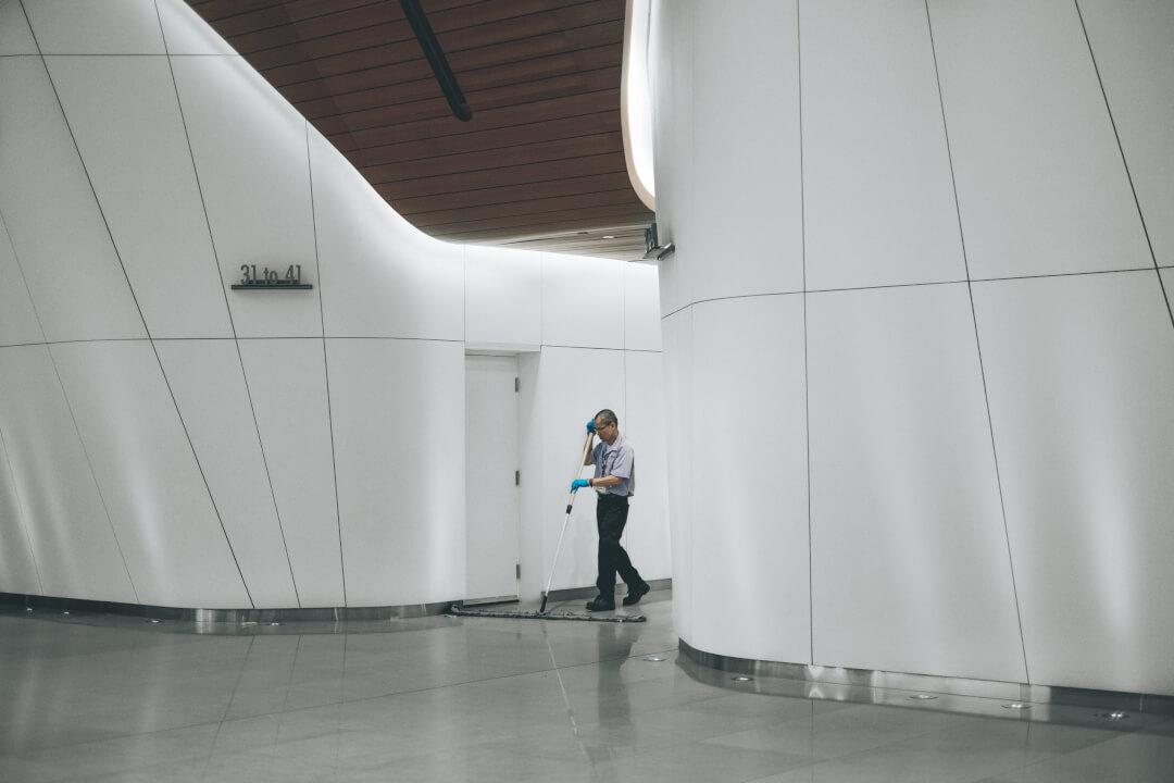 trappevask koebenhavn